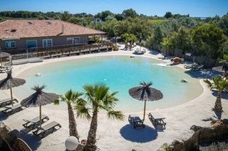 Holiday villages in Camping Soleil D'Oc