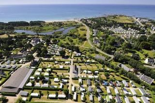 Holiday villages in Camping Pen Hoat