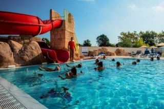 Holiday villages in Camping Le Roussillon