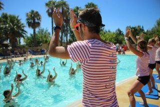 Holiday villages in Camping de l'Air Marin