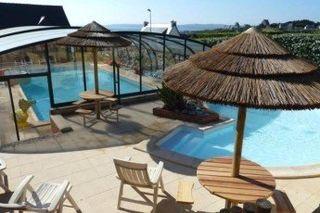 Apartamentos vacaciones en Camping De La Mer D'iroise