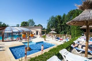 Apartment holiday in Camping Le Moulin Patornay