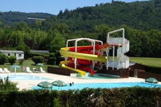 Apartment holiday in Camping L'Echo du Malpas