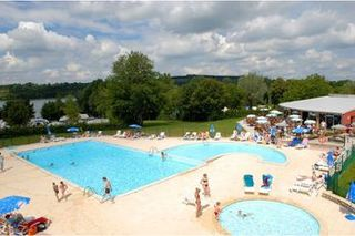 Mobile home rentals in Camping Yelloh Village Le Fayolan