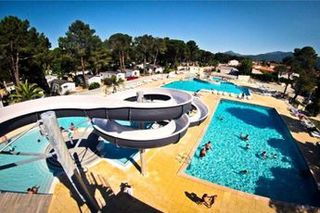 Holiday villages in Camping de Taxo les Pins