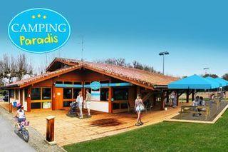 Camping Les Rives de l\'Adour Bel Air Village