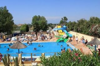 Holiday villages in Camping Le trivoly
