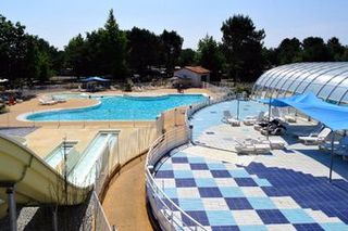 Apartment holiday in Camping L'Airial