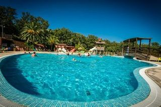 Holiday villages in Camping Le Bois Fleuri