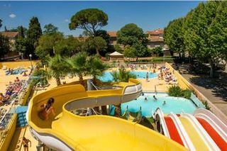 Holiday villages in Camping Tohapi Les 7 Fonts