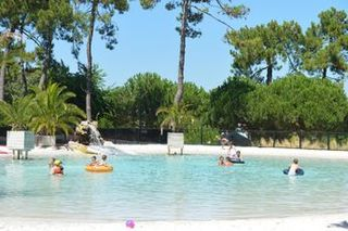 Mobile home rentals in Camping Les Pins