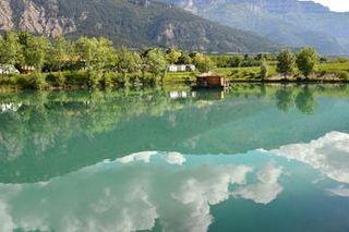 Camping le Lac Bleu