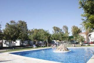 Camping Valle Niza Playa