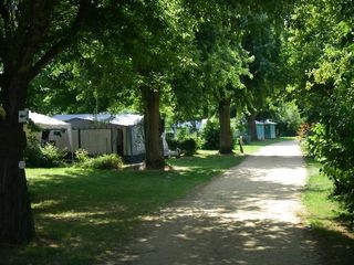 Camping Les Portes de l'Anjou