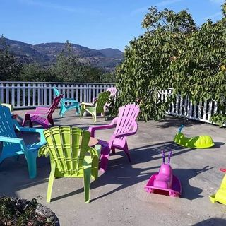 Apartamentos vacaciones en Camping Les Roches