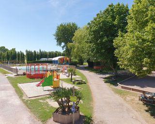 Camping L'Orée de Deauville Vauville en Auge