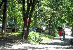 Camping Les Fauvettes