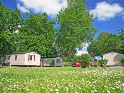 Camping L'Isle Verte Montsoreau