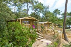 Apartment holiday in Camping des Pins