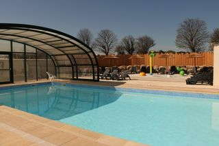 Apartment holiday in Camping L'Aiguille Creuse