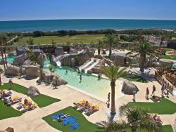Holiday villages in Camping Yelloh Village Le Brasilia