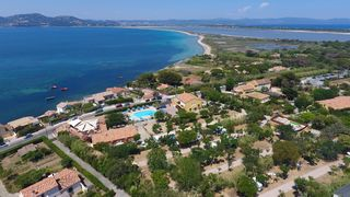 Mobile home rentals in Camping International Giens
