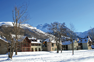LOUDENVIELLE Locatour ski