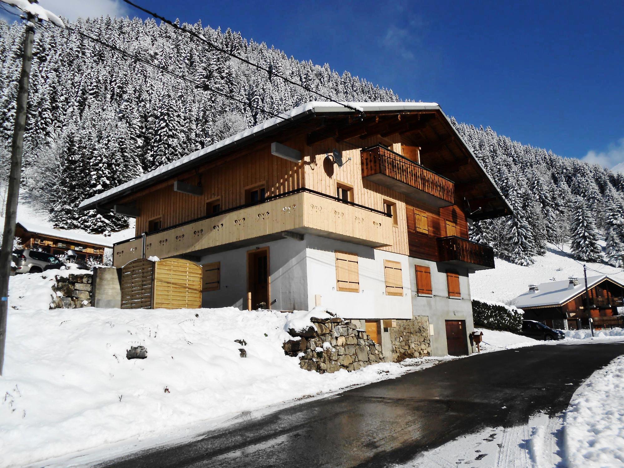 MORZINE Locatour ski