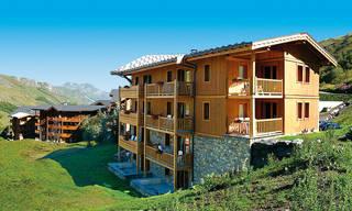 Apartment holiday in Club Belambra Le Hameau des Airelles