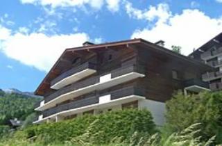 Résidence Beauregard 2 - Le grand bornand - residence - Locatour