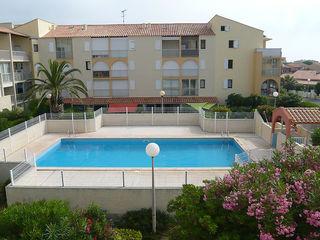Appartement de particulier avec piscine à Narbonne plage - Narbonne plage -