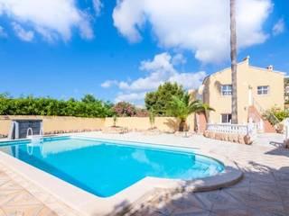 Maison de particulier avec piscine à Calpe