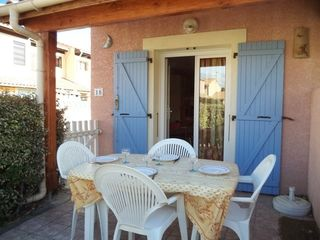 Résidence 'Le Clos St Christophe' - Narbonne plage -