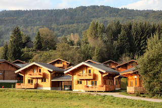 Apartamentos vacaciones en Les Chalets du Bois de Champelle