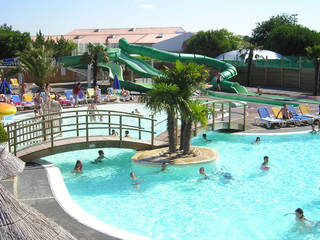 Camping le Curtys - Jard sur mer -