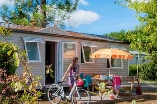 Camping La Falaise - Narbonne plage -