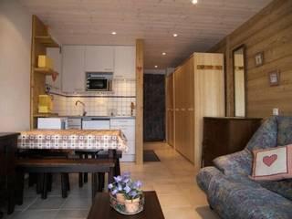 Appartement de particulier avec piscine à La clusaz - La clusaz -