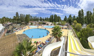 Apartment holiday in Camping Siblu Le Montourey