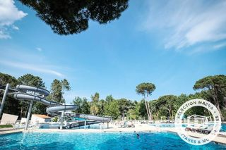 Apartment holiday in Camping de Taxo les Pins