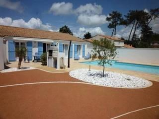 Maison de particulier avec piscine à La faute sur mer - La faute sur mer -
