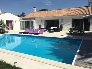 Maison de particulier avec piscine à Ile de noirmoutier - Ile de noirmoutier -