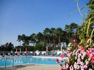 Apartment holiday in Camping Siblu Les Dunes de Contis Lette Fleurie