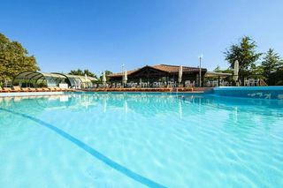 Apartment holiday in Camping Le Col Vert