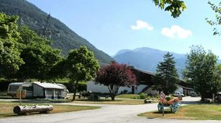 Camping Huttopia Bourg St Maurice