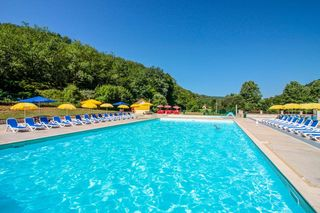 Apartment holiday in Camping La Draille