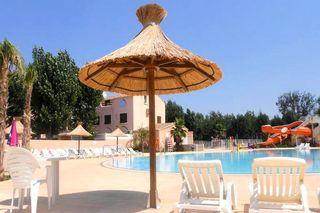Holiday villages in Camping Village Siblu Les Sables du Midi