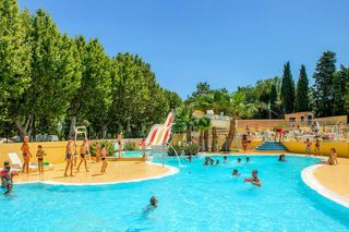 Apartment holiday in Camping Tohapi Les 7 Fonts