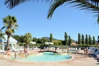 Apartment holiday in Camping Le Domaine du Golfe de Saint Tropez