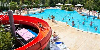 Apartment holiday in Camping La Chapelle