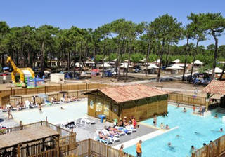 Apartment holiday in Camping Les Tourterelles